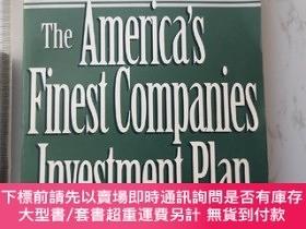 二手書博民逛書店The罕見America s Finest Companies Investment PlanY385290
