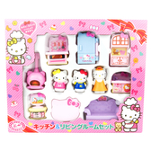 Hello Kitty玩具 扮家家酒系列-人偶廚房組/家家酒/兒童教育玩具 [喜愛屋]
