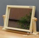 化妝鏡 桌上梳妝鏡鏡 可旋轉 美妝用品