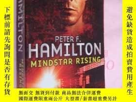 二手書博民逛書店Mindstar罕見Rising 科幻Y146810 Peter