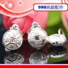 銀鏡DIY S990純銀材料配件~招財立...