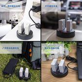 電池充電器 佳能EOS 700D 650D 600D 550D相機 USB雙充