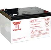 YUASA湯淺NP12-12閥調密閉式鉛酸電池★全館免運費★『電力中心-Yahoo!館』