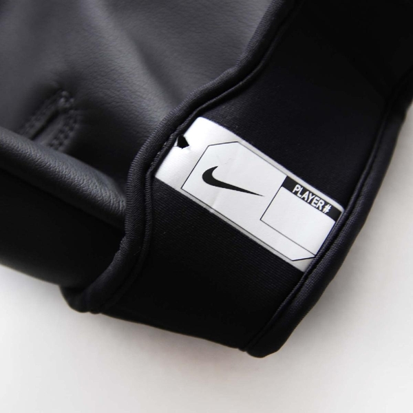 Nike 打擊手套 Huarache Edge 運動手套 黑 白 魔鬼氈 棒球手套【ACS】 NBG01-027