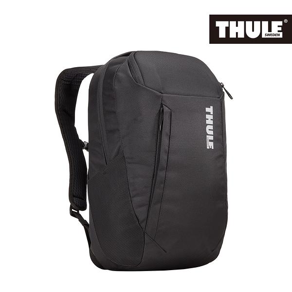 THULE-Accent 20L筆電後背包TACBP-115-黑