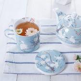 出口骨瓷牛奶杯子 外貿馬克杯 陶瓷咖啡杯微波爐用 早餐杯 尾單   花間公主YYS