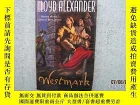 二手書博民逛書店英文原版書罕見LLOYD ALEXANDER GRAND MASTER OF HANTASY 詳細書名請看圖 B0