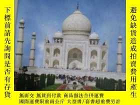 二手書博民逛書店India:罕見An Incredible Continent
