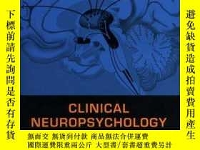 二手書博民逛書店Clinical罕見NeuropsychologyY364682 Heilman, Kenneth M. (e