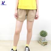 【春夏新品】American Bluedeer - 鬆緊綁帶短褲 二色