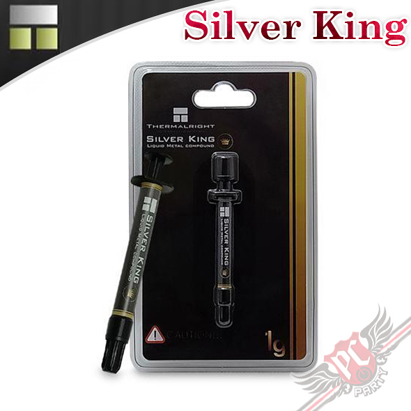[ PC PARTY ] 利民 Thermalright Silver King 1G 散熱膏
