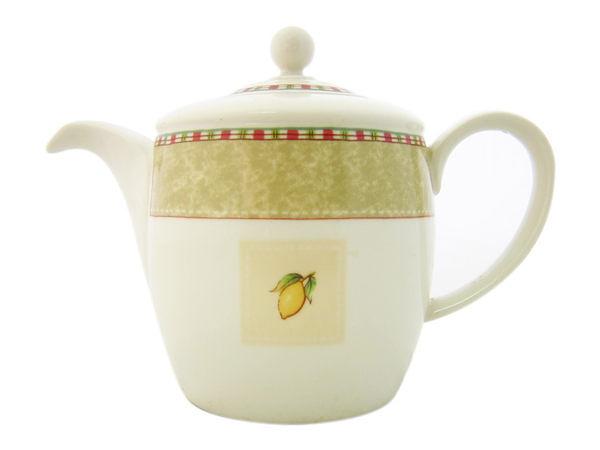 Royal Porcelain 檸檬精瓷茶壺