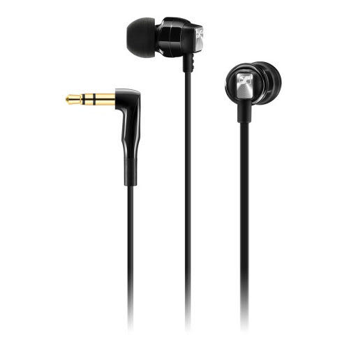 聲海 SENNHEISER CX3.00 輕巧設計 新款 耳道式耳機 CX300 後繼款 黑色 [My Ear 台中耳機專賣店]