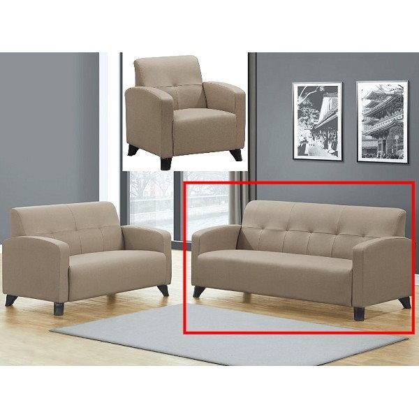 沙發 PK-276-8 101花紋布三人椅沙發【大眾家居舘】
