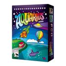 『高雄龐奇桌遊』 水瓶座 Aquarius 繁體中文版 正版桌上遊戲專賣店