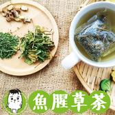 【99免運】魚腥草茶 5入/袋 臭腥草 花草茶 青草茶 花茶 養生茶 鼎草茶舖