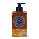 L'OCCITANE歐舒丹 乳油木薰衣草液式植物皂(500ml)【小三美日】
