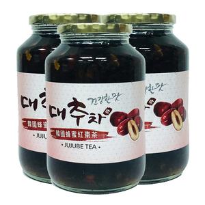 (組)韓國蜂蜜紅棗茶 3入組