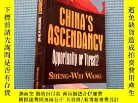 二手書博民逛書店CHINAS罕見ASCENDANCY Opportunity o