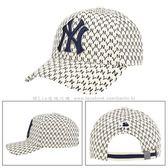 KUMO SHOES-NEW ERY 洋基帽 MLB 滿版 刺繡 限量聯名款 駝色 老帽