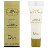 Dior迪奧 精萃再生花蜜乳霜3ml ◆86小舖 ◆