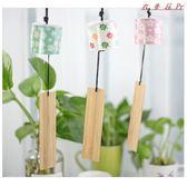 日式創意櫻花陶瓷風鈴掛飾鈴鐺門掛飾
