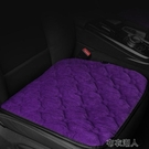 汽車坐墊加熱冬季電加熱座墊車載制熱通用椅墊毛絨單片USB辦公室  布衣潮人