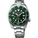 SEIKO 精工 PROSPEX 200米潛水機械錶-綠水鬼/45mm 6R35-00A0G(SPB103J1)