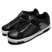 Royal Elastics 休閒鞋 Icon Alpha 黑 白 刺繡設計 黑白 無鞋帶設計 皮革鞋面 男鞋【PUMP306】 02074988