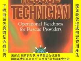二手書博民逛書店Rescue罕見Technician: Operational Readiness for Rescue Prov