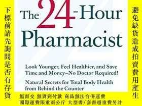 二手書博民逛書店The罕見24-hour PharmacistY364682 Suzy Cohen Harper Paperb