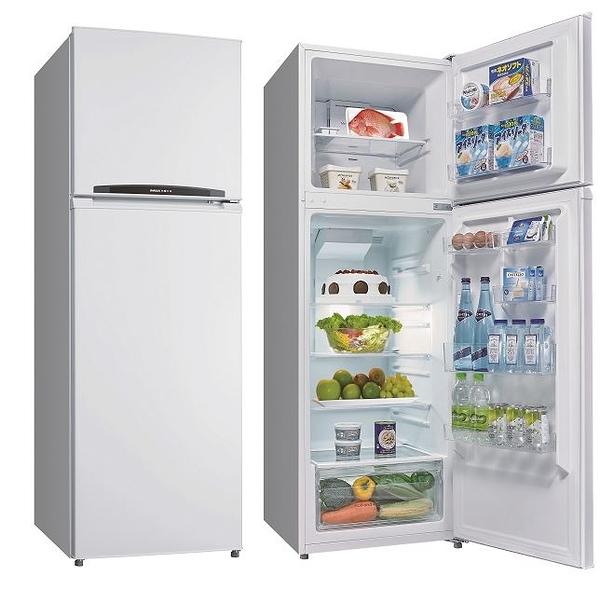 【台灣三洋 SANLUX】250公升雙門冰箱(SR-C250B1)⊙新能源一級