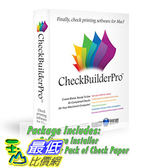 [7美國直購] 2018 amazon 亞馬遜暢銷軟體 CheckBuilderPro Check Printing Software for Macintosh