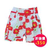 【愛的世界】純棉印花圖案短褲/3~6歲-台灣製- ★春夏下著