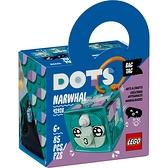 樂高積木 LEGO《 LT41928 》DOTS 系列 - 行李吊牌 獨角鯨 / JOYBUS玩具百貨