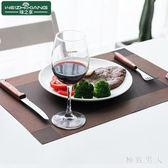 防燙墊 家用餐桌墊北歐式杯墊餐盤防燙墊 YM640【極致男人】