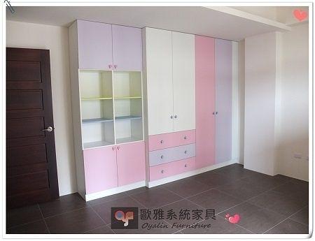 【系統家具】系統家具 / 天花板 / 系統衣櫃繽紛設計 原價 46142 特價: 32299