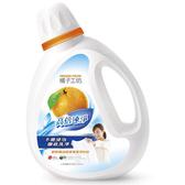 橘子工坊 濃縮洗衣精-高倍速淨2200ml【德芳保健藥妝】