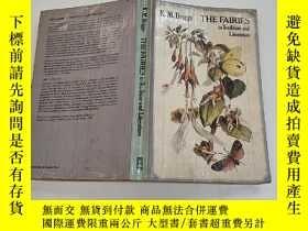 二手書博民逛書店the罕見fairies in Tradition an Lit
