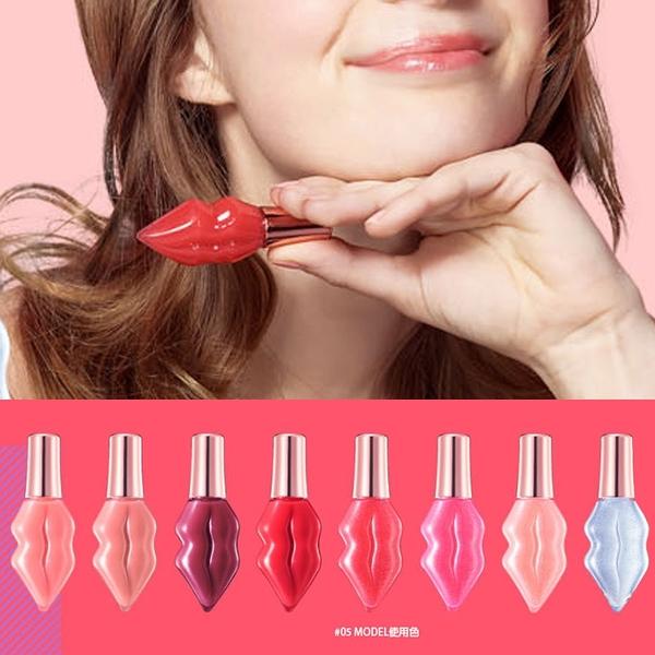 【日本代購】日本PLUMP PINK唇形保濕精華唇釉唇 - 8色新色