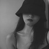 漁夫帽女日系遮臉水桶帽遮陽帽【愛物及屋】
