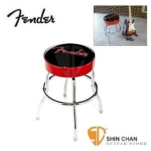 """【缺貨】FENDER吉他椅 24吋-完美高度彈奏吉他(FENDER 24"""" Bar Tool)吧台椅/彈奏椅-原廠公司貨"""