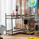 ‧鐵藝噴漆,時尚加分 ‧鐵材設計,穩固耐用 ‧分類收納,整潔美觀