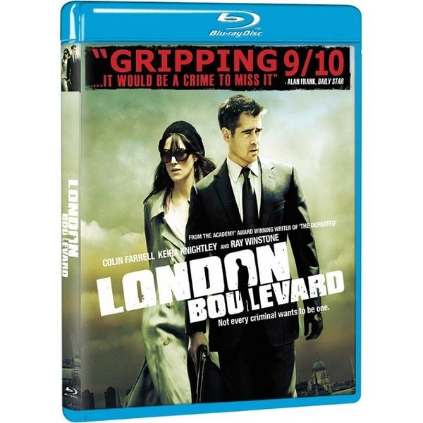 倫敦大道 藍光BD London Boulevard 免運 (購潮8)