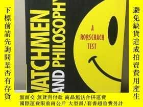 二手書博民逛書店watchmen罕見and philosophyY354828 mark d white 美國
