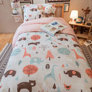 布料為100%純棉 布料經緯為128X68布種 40織紗,品質優良 純棉越洗觸感越佳 不易起毛球