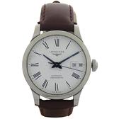 開創者系列白色錶盤腕錶 【二手名牌BRAND OFF】
