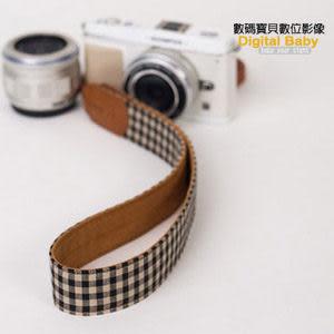 i.code Public 30 DSLR 韓國相機背帶 (格子黑) P3305 ICODE 頸帶 手腕帶