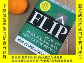 二手書博民逛書店Flip-how罕見to find,fix,and sell h