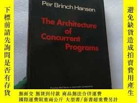 二手書博民逛書店英文原版:The罕見Architecture of Concur